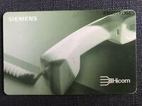 O 499 B 02.93 6 DM Siemens - Ihr Partner für' Telefon nur 5000 Ex. Neu***Mint***