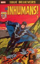 SDCC 2017 Marvel Comics True Believers The Inhumans! #1