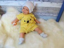 ninisingen Reborn Reallife Joon NEU Juan Puppe Babypuppe Baby Künstlerpuppe