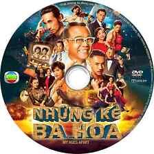 Nhung Ke Ba Hoa  -  Phim Hong Kong (TVB)