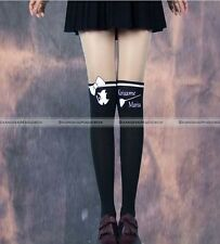 Japan Anime Cute Thigh High Tights Lolita Online Cosplay Pantyhose S3