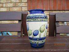 Moorcroft Pottery  Honesty design vase