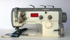"PFAFF 1426 Walking Foot 2-Needle 1 1/4"" Gauge Big Hook Industrial Sewing Machine"