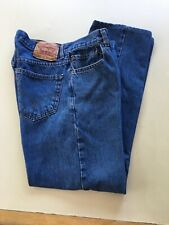 Mens Levis 505 Jeans 34 x 32