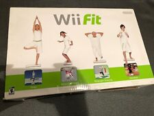 Nintendo Wii Fit Balance Board w/ Game - Brand New  Box Exercise Yoga