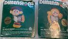 Christmas Ornament Kits Boy And Girl Carolers