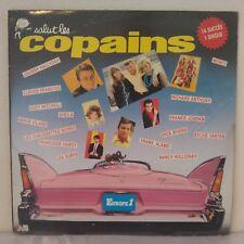 """Various–Salut Les Copains (Vinyl 12"""" LP Compilation Reissue Stereo)"""