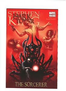 Dark Tower: The Sorcerer #1 NM- 9.2 Marvel Comics 2009 Stephen King