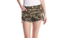 NWT Hippie Laundry Camo Shorts Size 30 (9/10) Women's Retail $42 NEW