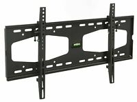 """Mount-It! Tilting Low Profile Design TV Wall Mount for 32"""" - 55"""" Inch Screens"""