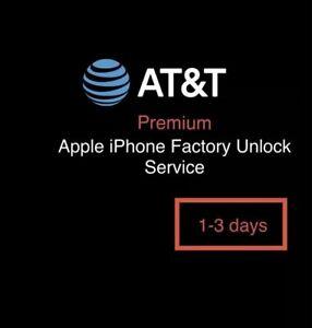 AT&T PREMIUM IPHONE UNLOCK SERVICE 13 PRO MAX, 12 PRO MAX, 11 PRO MAX, Xs Max