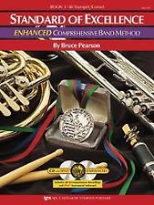 KJOS PW21TP Standard Of Excellence Enhanced Trumpet/Cornet - 1