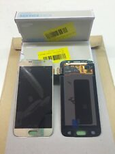 100% Genuine Samsung Galaxy S6 SM-G920 LCD Gold GH97-17260C