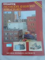 Kitbashing HO Model Railroad Structures by Art Curren ©1994 SC Book
