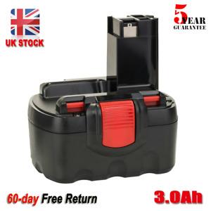 14.4V 3.0Ah Battery For Bosch BAT038 BAT040 BAT140 2607335533 PSR1440 GDS GSR