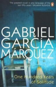 One Hundred Years of Solitude by Marquez, Gabriel Garcia Paperback Book The