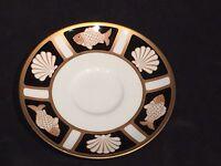 Fish and Shell Onyx Bone China A6701 Cathy Hardwick Mikasa Tea Cup Saucer Plate