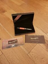 Montblanc HEMINGWAY Fountain Pen Limited Edition Year 1997