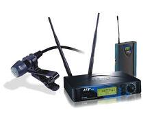 FBT / JTS US1000D / Proel HCM23 Headset / CM501 Lapel Wireless Microphone. New