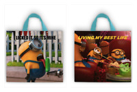 Minions Tesco Shopping Bag Tote - BNWT