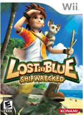 Lost In Blue: Shipwrecked WII New Nintendo Wii