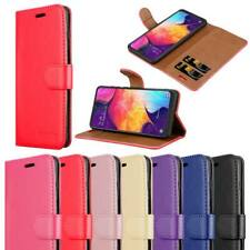 Case For Samsung Galaxy A50 A40 A70 A30 A20e Phone Leather Flip Wallet Cover