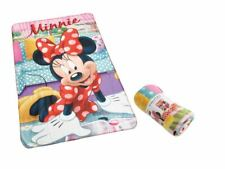 Disney Minnie Mouse Soft Fleece Warm Winter Blanket 150x100cm