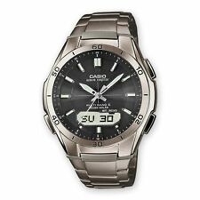 Casio Titanium Case Quartz (Solar Powered) Wristwatches