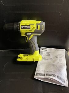 Ryobi P215 18V One+ 1/2-in Drill Driver Tool Only New