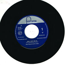 BRIAN DIAMOND & CUTTERS - SHAKE SHOUT & GO / WOTCHA GONNA DO (Beat / Rockabilly)