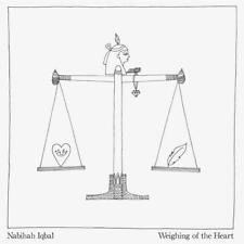 NABIHAH IQBAL – WEIGHING OF THE HEART VINYL LP  (NEW/SEALED)