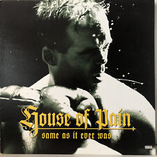 HOUSE OF PAIN - SAME AS IT EVER WAS (VINYL LP) 1994!!  RARE!!  LETHAL + EVERLAST