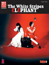 The White Stripes Elephant Play It Like It Is Guitar Tab Book NEW!