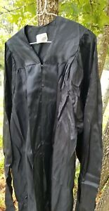 Treasure Gown Graduation Gown Black Master Size 58