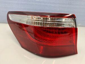 2007 - 2009 LEXUS LS460 LS460L LS600H - LH LEFT DRIVER SIDE OUTER TAILLIGHT OEM