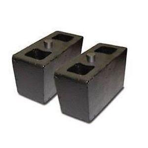 Fabtech FTSBK5 Rear Lift Block 5.0 Inch