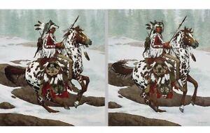 "**Bev Doolittle ""GUARDIAN SPIRITS""-LIMITED EDITION-Camoflauge-Indian Fine Art**"