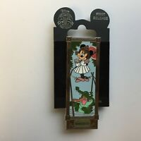 Haunted Mansion Character in Stretch Room Minnie on Tightrope Disney Pin 70025