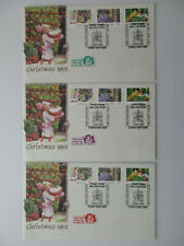 Australian Fdc'S x 3 Sydney Stamp Show 1992. See Scans. Clearance. Free Post.