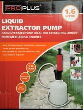 PROPLUS Líquido Agua Aceite Extractor Bomba 1.6 Litro Bomba De Mano