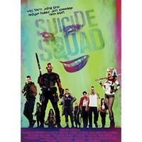 Suicide Squad BluRay Film