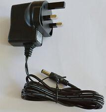5V Charger 5mm Ø Connector 5 Volt DC Adapter to AC Mainsuk Mains Plug 240v 5v