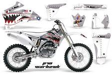 AMR RACING OFF ROAD MOTORCROSS DECAL GRAPHIC KIT YAMAHA YZ 250/450 F 06-09 PWS