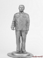 Tin soldier, figure. Stalin I. V. 54 mm