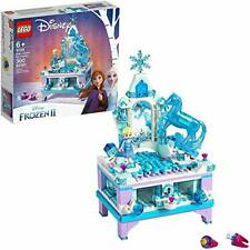 Lego Disney Elsa's Jewelry Box Creation Frozen 2- 300 Pieces