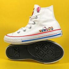 Converse X Chuck Taylor Hello Kitty All Star High Top Shoes Little Kids Size 1