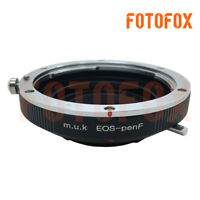 For Canon EOS EF Lens to For Olympus Pen F PenF mount Adapter Ring EOS-PENF