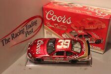 2005 Bill Elliott Coor's Retro Liquid Color Dealer Exclusive 1/24 Action Diecast