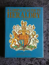 A C Fox-Davies - A Complete Guide to Heraldry HC/DJ revised by J P Brooke-Little