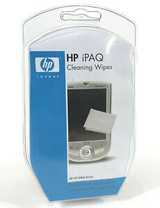 HP iPAQ Cleaning Wipes F8U0803-HP Factory Sealed Vintage 2004